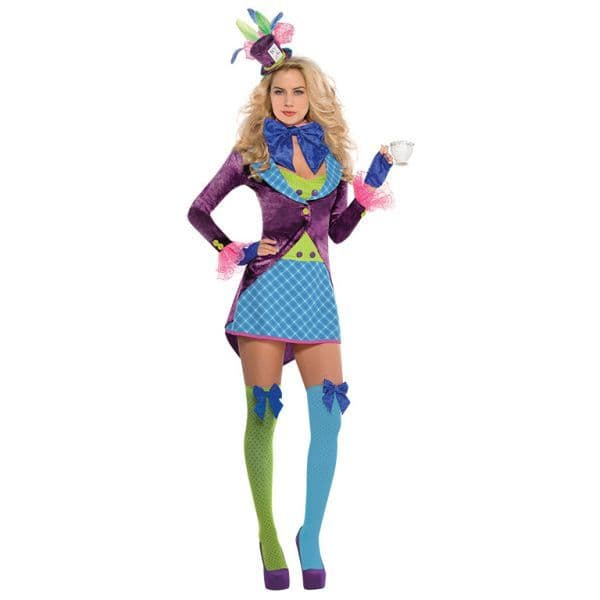 Adults Mad Hatter Costume