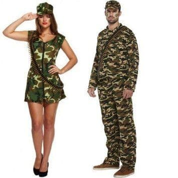 Army, Navy & Airforce