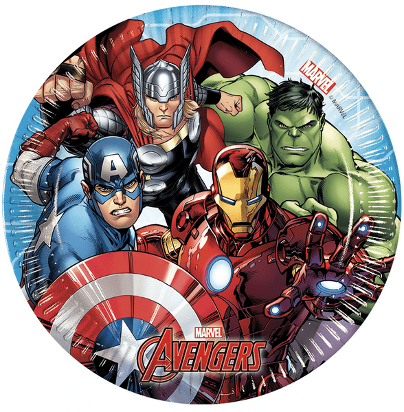 Avengers Small Plates