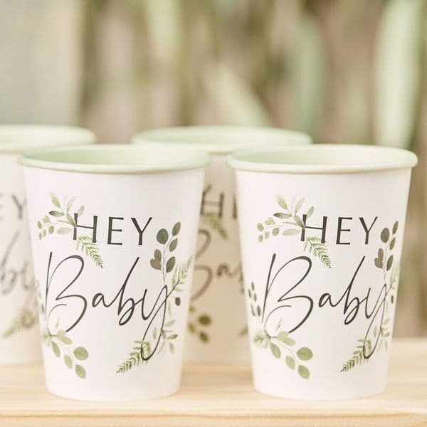 Botanical Baby Cups