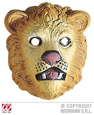 Child Lion Mask