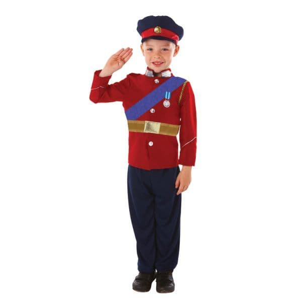 Children Royal Prince Costume