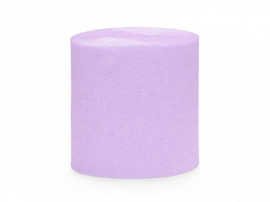 Crepe Steamer Pack- Lilac