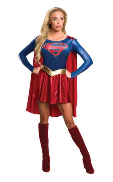 DC Super Girl Costume