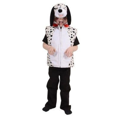 Deluxe Dalmation Gillet