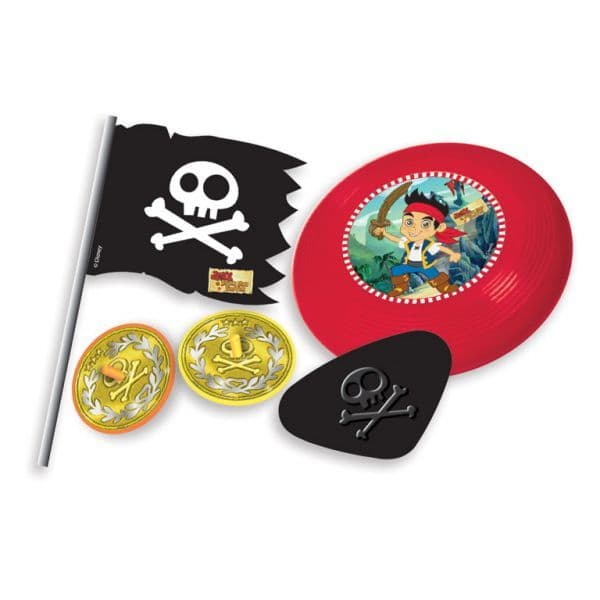 Jake & The Neverland Pirates Value Favour Pack