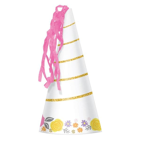 Magical Unicorn Party Hats