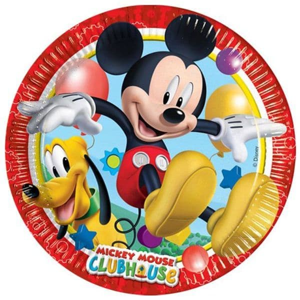 Mickey Mouse Small Plates