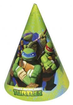 Mutant Ninja Turtles Party Hats