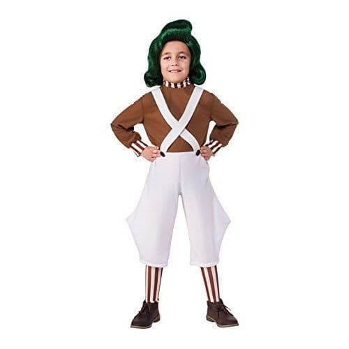 OOMPA LOOMPA Child Costume