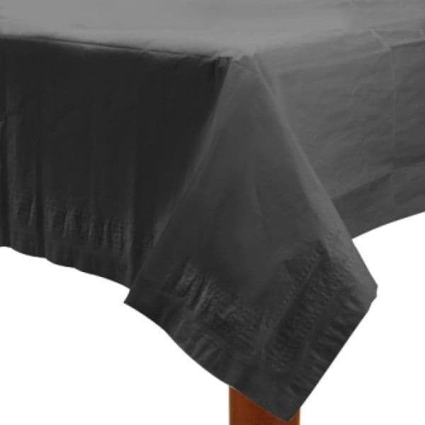 Paper Tablecover Black