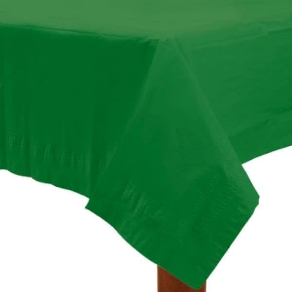 Paper Tablecover Festive Green