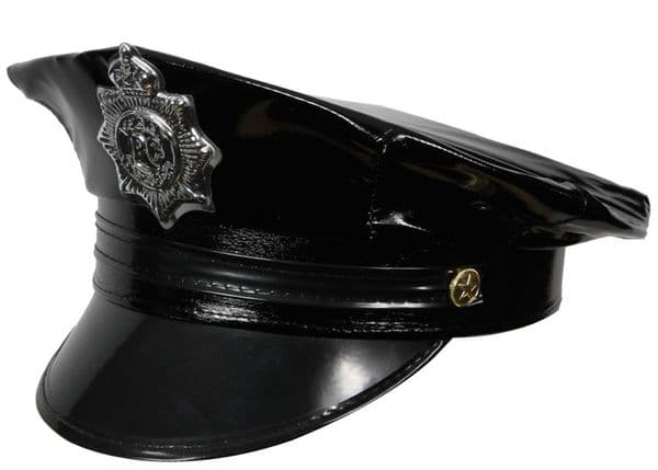 Police Hat - Deluxe