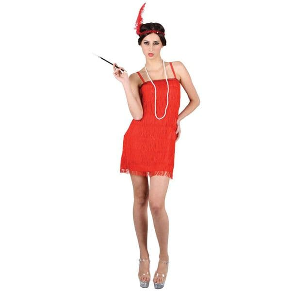 Showtime Flapper - Red