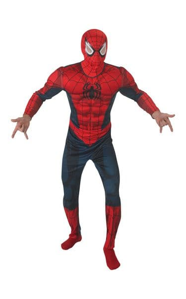 Spider-man Adult Deluxe