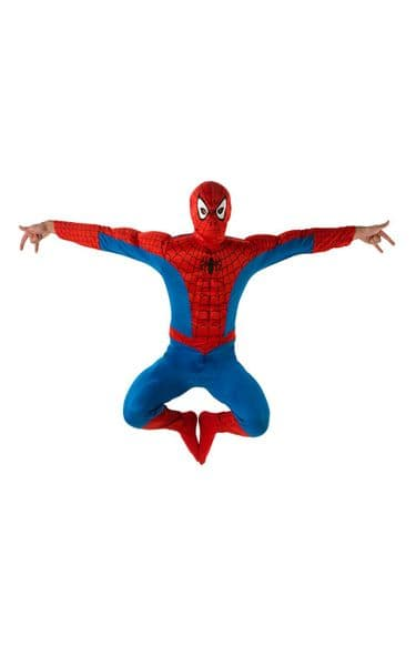 Spider-man Deluxe Costume