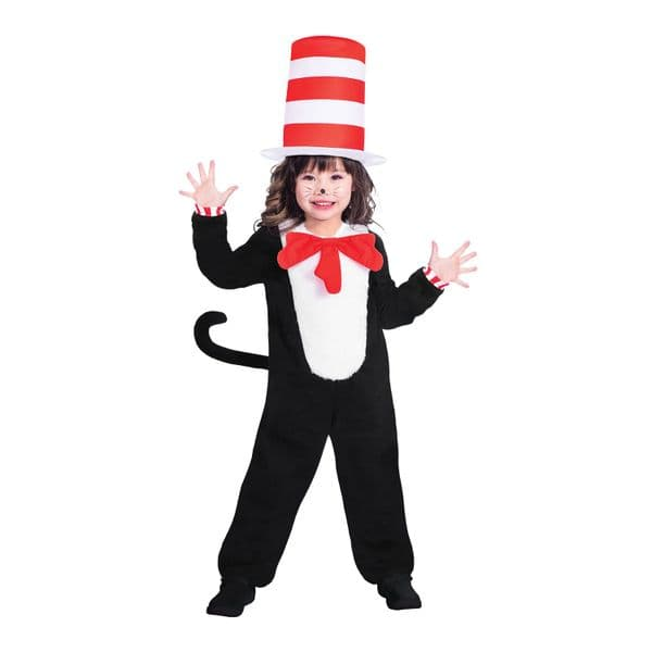 The Cat in the Hat Jumpsuit