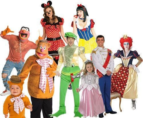Themed Costumes
