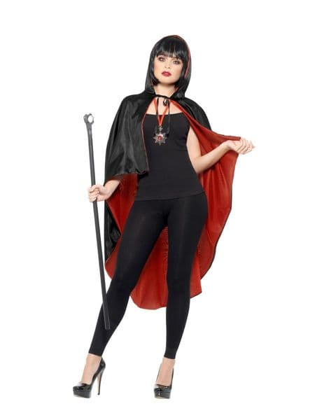 Vampire Kit with Reversible cape