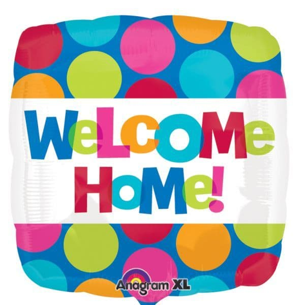 Welcome Home! Balloon