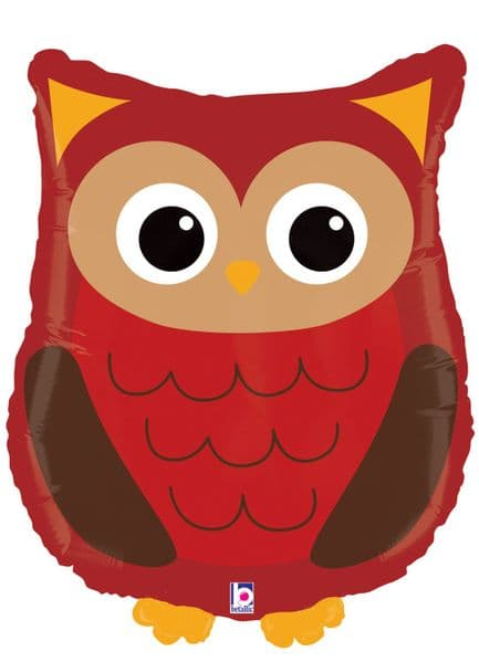 Woodland Critters Owl (26