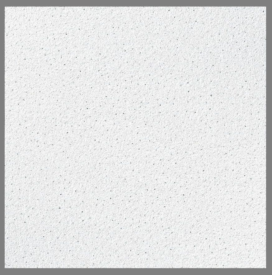 SUSPENDED CEILING SANDTONE TEXTURE CEILING TILES FLAT BOARD 1195mm x 595MM SQUARE EDGE